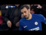 Davide Zappacosta vs Atletico Madrid (05-12-2017) Home