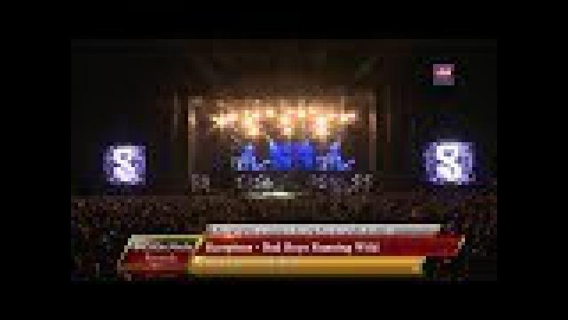 Scorpions - Bad Boys Running Wild (Live @ Zimbru Stadium) (14.10.10)