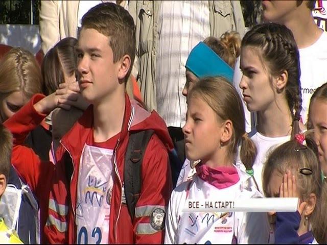 Более 500 человек приняли участие в забеге «Кросс нации»