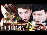 NEVER SLEEPING AGAIN - Dan and Phil play: Little Nightmares rus sub