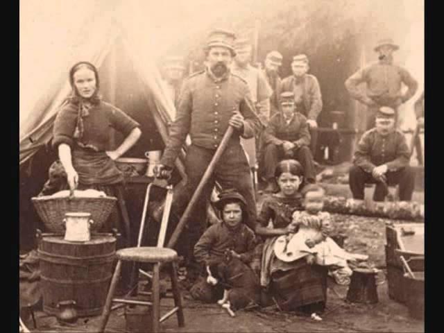 97th Regimental String Band - Aura Lee (Civil War Music)