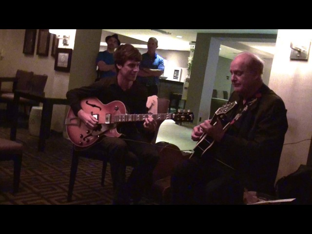 Jazz Jam with the inventor of the Wah-Wah Pedal (Del Casher)