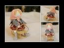 Текстильная кукла в народном стиле / How to Make Handmade Dolls