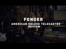 Fender American Deluxe Telecaster FMT HH Review