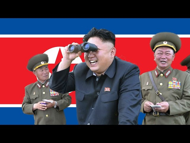 Korea Will Defend Itself From the United States! We Will Follow You Only! 우리는 당신밖에 모른다! (Subtitles)