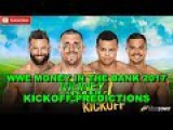 WWE Money In The Bank 2017 The Hype Bros vs. The Colons (Kickoff Match) Predictions WWE 2K17 #MITB