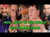 ROH BEST IN THE WORLD 2017 THE KINGDOM vs. ULTIMO GUERRERO &amp EL TERRIBLE Predictions WWE 2K17