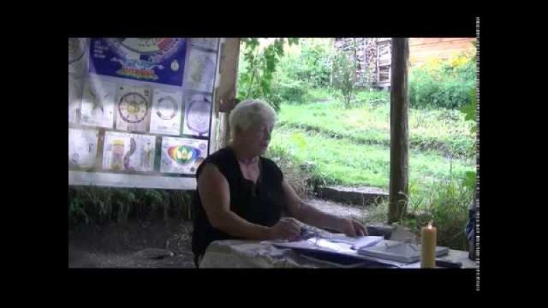 Cеминар в Макарьевке. Двенадцать Нидан - двенадцать Богов