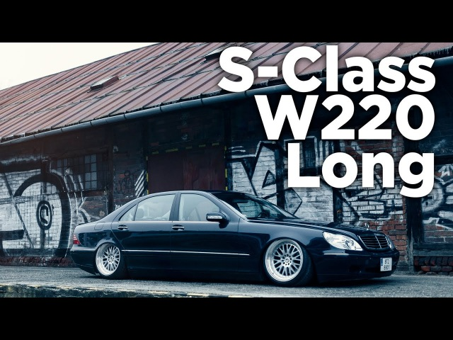 S-Class W220 long ★ TheVisionPhotos