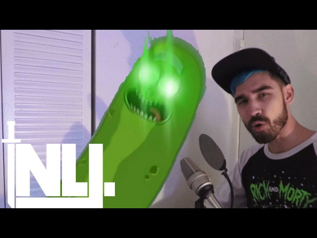 THE PICKLE RICK RAP prod Oscar Santos