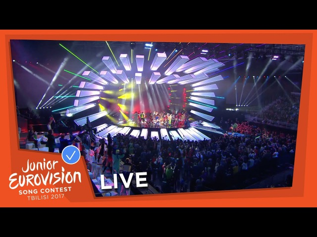 JUNIOR EUROVISION 2017 HALF TIME INTERVAL ACT