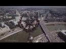 Best of USSR Moscow UAV quadcopter Part 5 of 7 Наследие СССР Москва съемка с р у вертолета · coub коуб