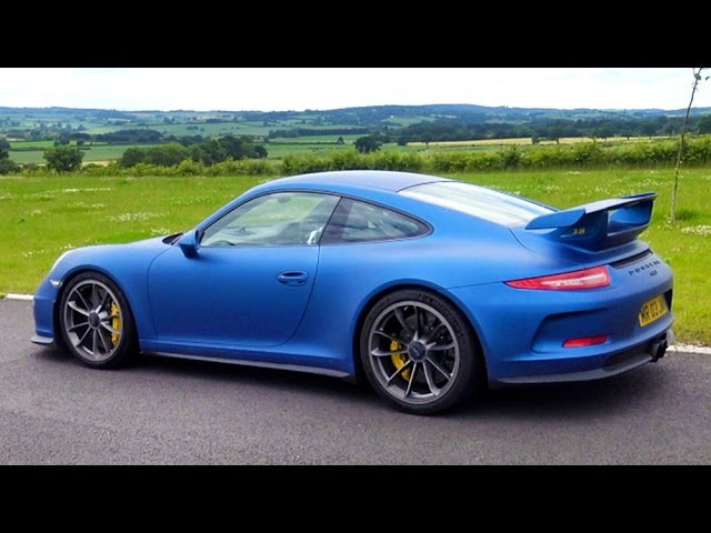 Living With A Wrapped Car   Porsche 991 GT3 Style