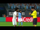 Manchester City vs Real Madrid - Messi 2 Goals Bale Free Kick Goal - Gameplay (Champions League)