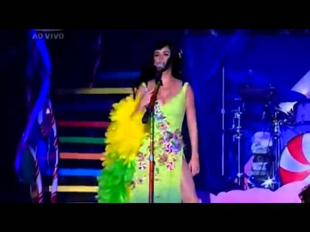 Katy Perry - I Kissed a Girl Live In Rock in Rio 2012 HQ