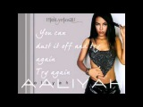 (2000) Aaliyah - Try Again feat.Timbaland (Lyrics)