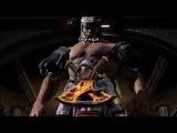 God of War III Кратос против Геракла