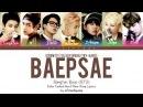 BTS (방탄소년단) – Baepsae (뱁새) (Crow Tit/Try-Hard) [Color Coded Han/Rom/Eng Lyrics]