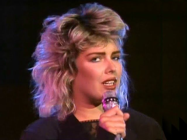 Kim Wilde You Keep Me Hangin' On OBS Show 86