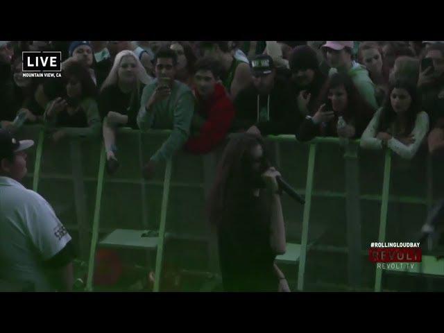 SESHOLLOWATERBOYZ at Rolling Loud Festival, Bay Area | Oct 21, 2017 [Full]