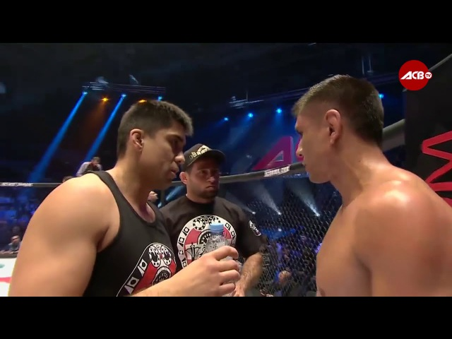 ACB 50: Ясубий Эномото vs Игорь Свирид