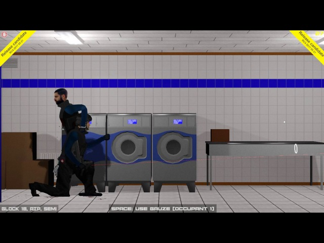 Crisis Response 0.0.8 RC4 Gameplay Operation 3