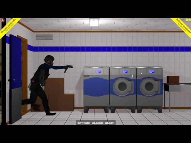 Crisis Response 0.0.8 RC4 Gameplay Operation 1