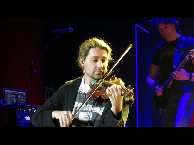 David Garrett - You`re the inspiration - Riga 08.12.2017