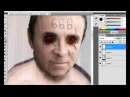 [Видеоурок] - Как правильно вырезать глаза Кашпировскому