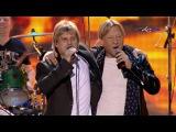 Бродячие артисты, дуэт Алексей Глызин и Дмитрий Харатьян.
