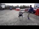 Смешная озвучка жизнь роботов смешная нарезка лучших видео BostonDynamics