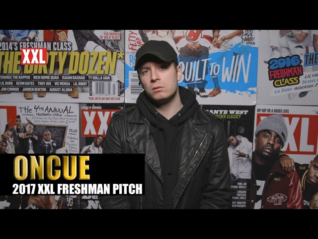 OnCue's Pitch for 2017 XXL Freshman