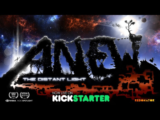 Anew: The Distant Light - Gameplay Trailer