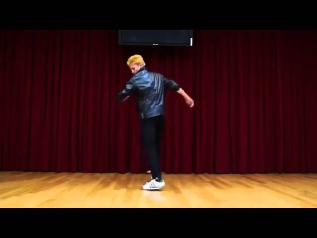 Токийский гуль танец