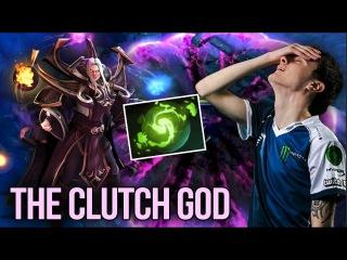 Miracle Invoker The Clutch God - That's what happens when u don't ban Invoker vs Liquid TI7 DOTA 2