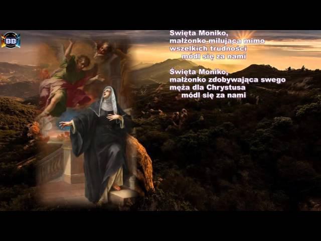 Litania do świętej Moniki