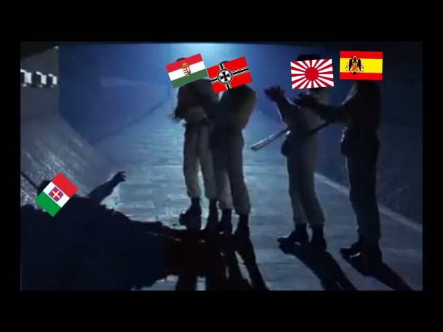 [HOI4] When AI Italy Goes Solo