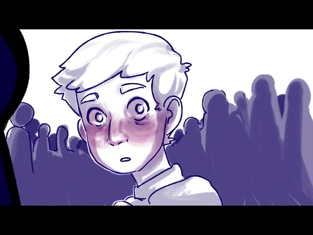If I Could Tell Her   Dear Evan Hansen Animatic