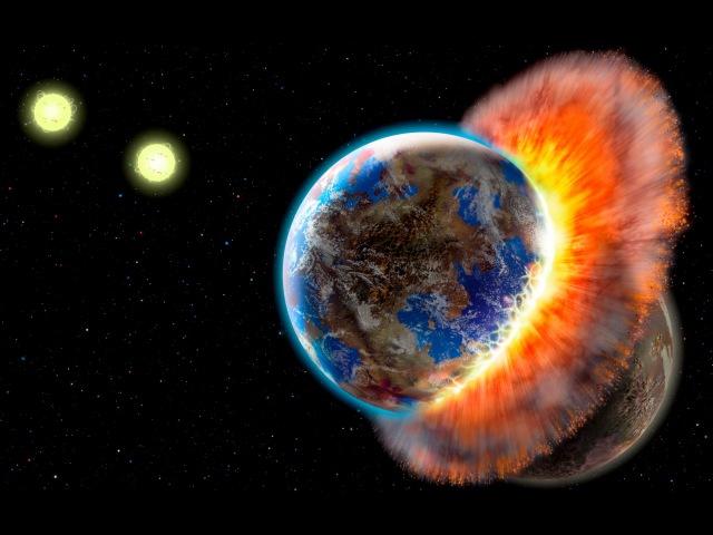 Космические столкновения: Астероиды, планеты, кометы, метеориты rjcvbxtcrbt cnjkryjdtybz: fcnthjbls, gkfytns, rjvtns, vtntjhbns