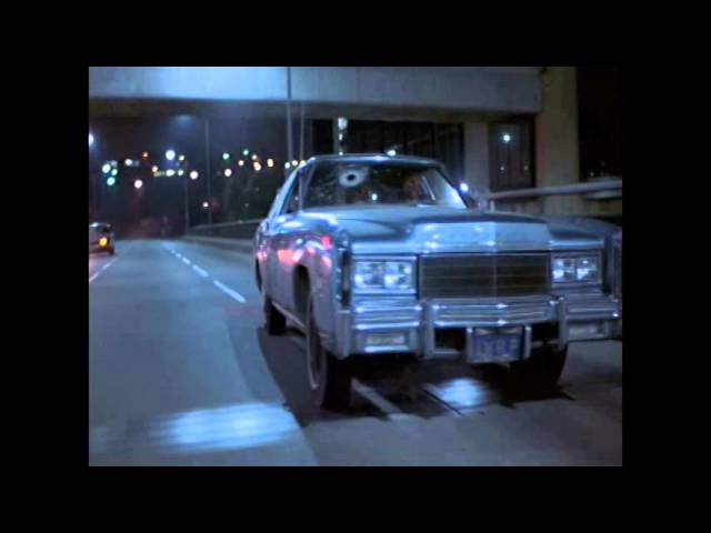 The Terminator Shotgun Chase VHS Mono