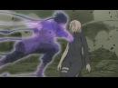 Саске Революция Чибаку Тенсей использует Гендзюцу на Сакуру