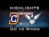DC vs Wings Starladder i-League 2017 Highlights Dota 2
