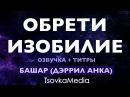 ОБРЕТИ ИЗОБИЛИЕ! ~ Башар (Дэррил Анка) | Титры Озвучка | TsovkaMedia