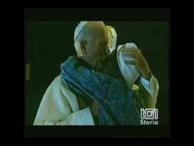 Giovanni Paolo II - I momenti più dolci