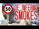 CS:GO - De_Inferno ALL SMOKES (50 smokes videobook)