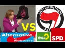 Von Storch entlarvt ANTIFA-Abgeordnete - 13.12.2017