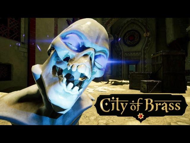 City of Brass - Прохождение на русском