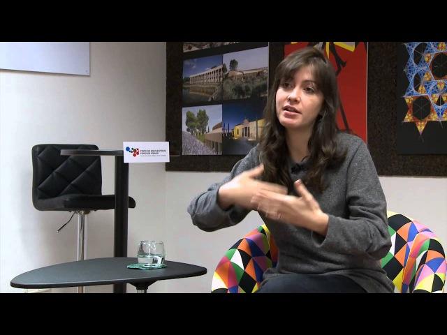 Foro de Foros. Entrevista a Luz Rello