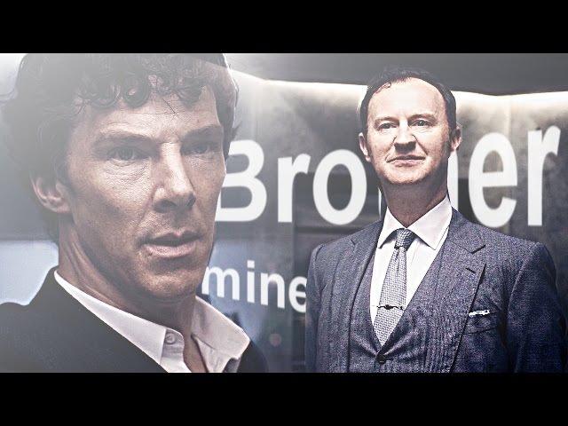 ► Sherlock Mycroft Holmes | Brother Mine