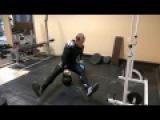 Упражнение:Нереальный Комплекс на Пресс с Гирями/Exercise: Unreal Complex on the Press with Weights.